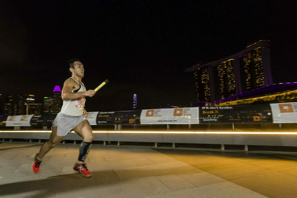 Singapore | Square Mile Relay